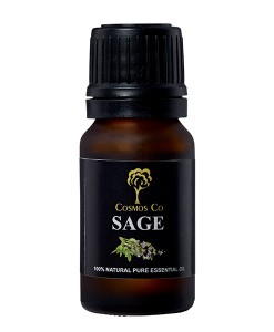 Salvieolie 10 ml fra Cosmos Co (Sage Oil)