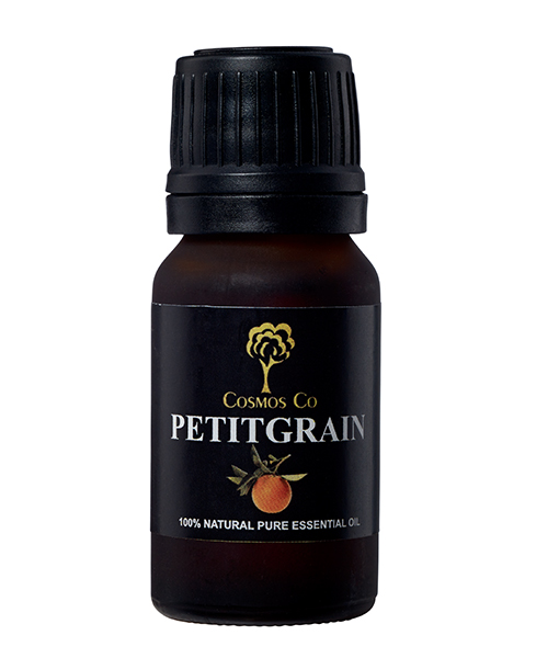 Petitgrainolie 10 ml fra Cosmos Co
